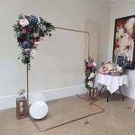 Floral Photobooth Frame
