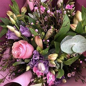 Regular Pink Bouquet