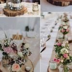 Assoreted Wedding Flower Decorations