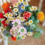 Wedding Flowers Chair Decorations