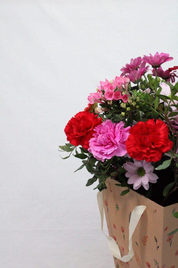 Posies of Clevedon Flower Bag