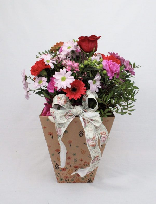 Flower Bag from Posies of Clevedon