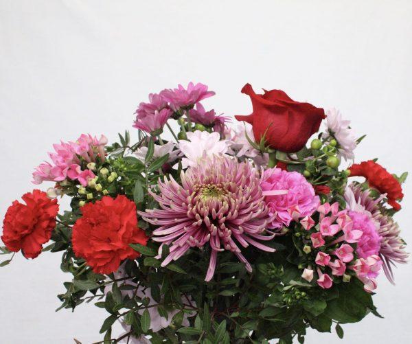 Flowers from Flower Bag