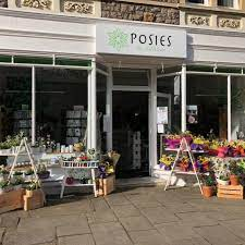 Posies of Clevedon Store front